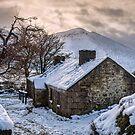 Deserted Irish Cottage From Game Of Thrones by Derek Smyth