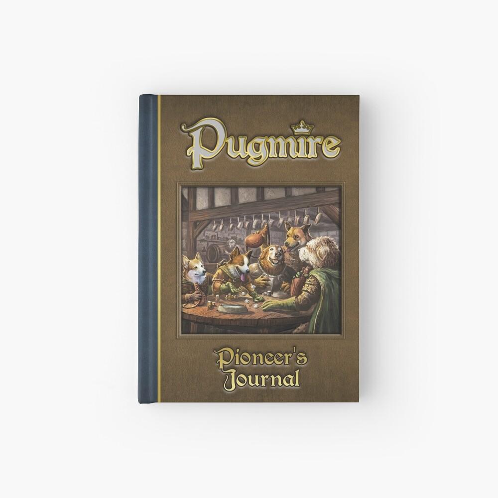 Pugmire: Pioneer's Journal Hardcover Journal