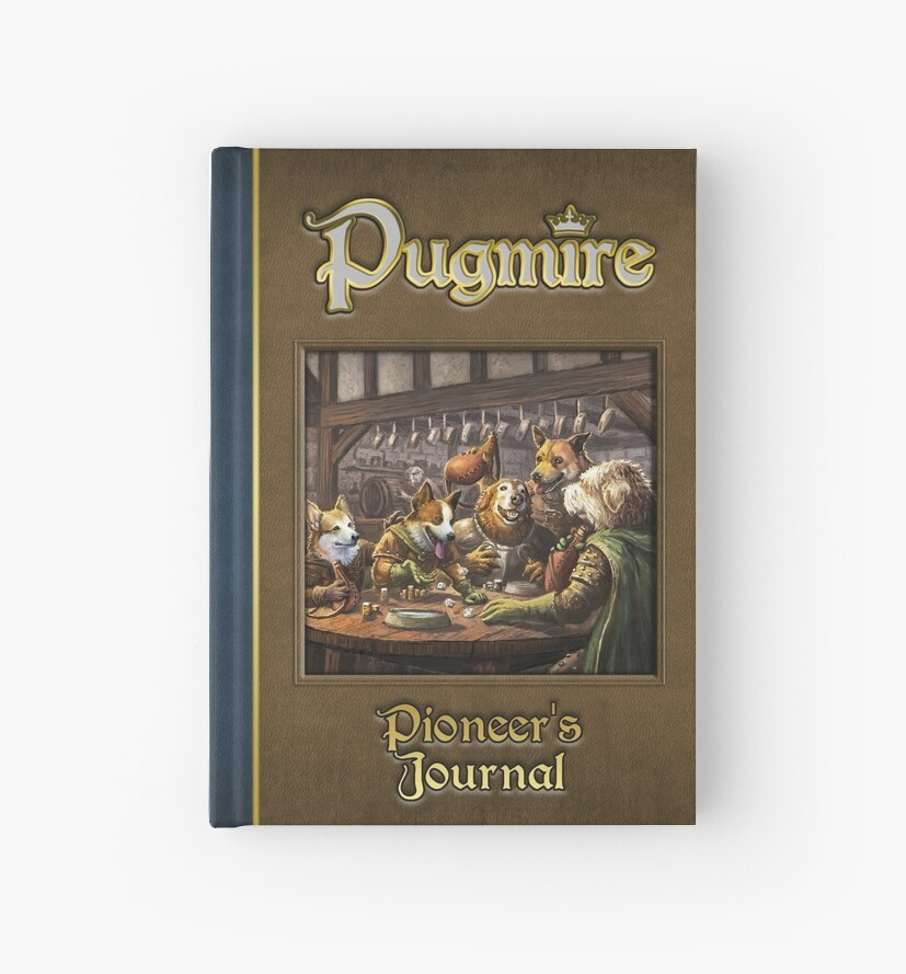 Pugmire: Pioneer's Journal by TheOnyxPath