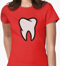 Tooth Women's Fitted T-Shirt