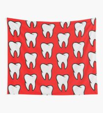 Tooth Wall Tapestry