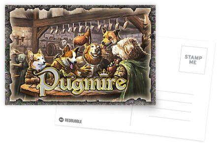 Pugmire: Tavern Fun by TheOnyxPath