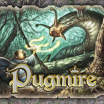 Pugmire: Yosha vs. Slug by TheOnyxPath