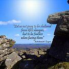 «Dartmoor y Tagore» de Charmiene Maxwell-Batten