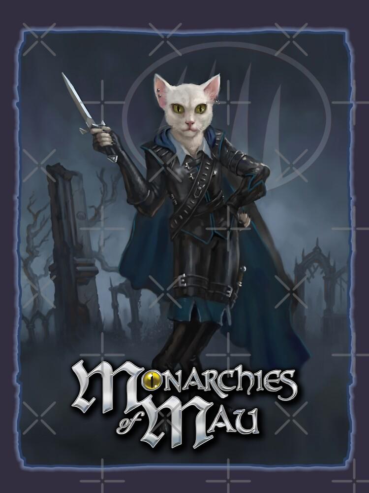 Monarchies: Blayze by TheOnyxPath
