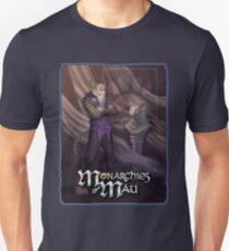 Monarchies of Mau: Halo Unisex T-Shirt