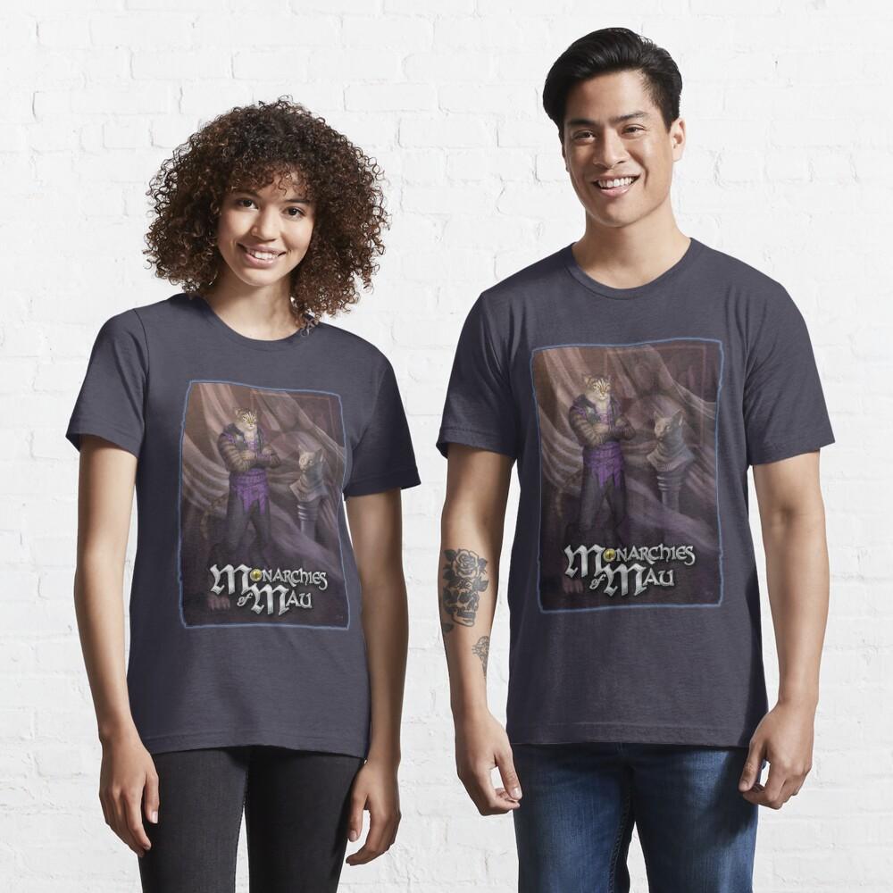 Monarchies of Mau: Halo Essential T-Shirt