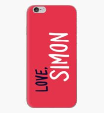 Love, Simon - Logo iPhone Case