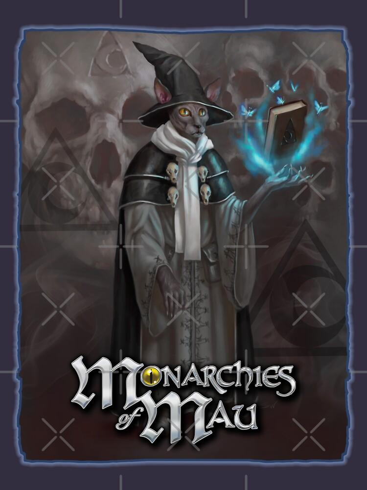 Monarchies of Mau: Sabian by TheOnyxPath