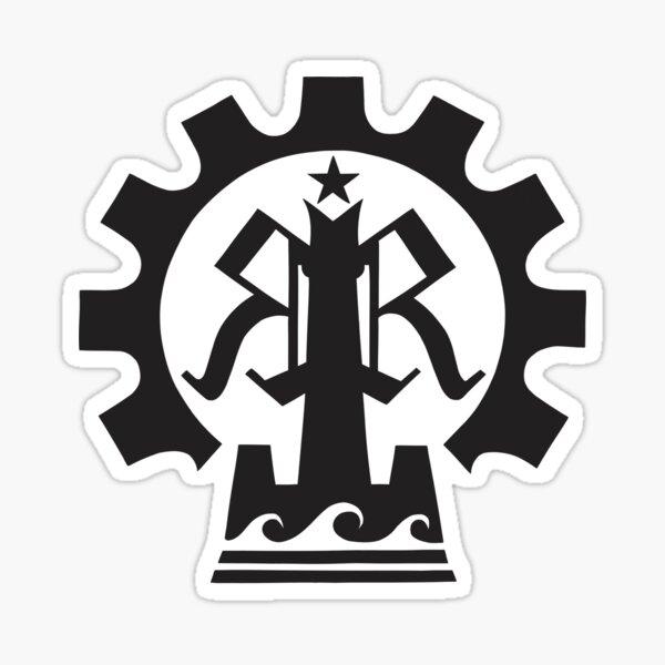 Reaver Industries Logo Sticker