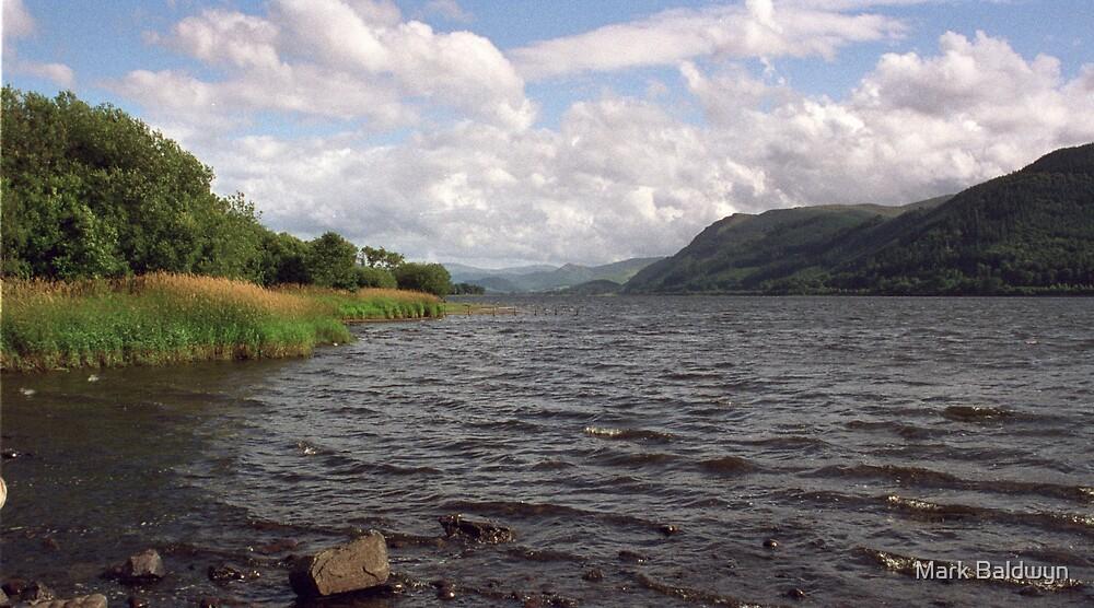 Bassenthwaite Lake by Mark Baldwyn