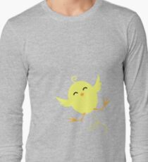 Happy Easter.  Long Sleeve T-Shirt