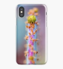 Prickly Pear Macro iPhone Case/Skin