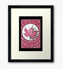 Seasonal Alchemy Framed Print