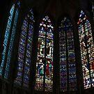Mediaeval Glass by WatscapePhoto