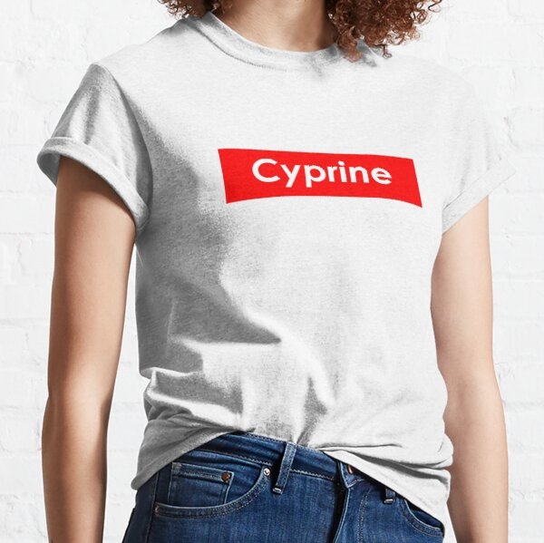 T-Shirt Alkpote Cyprine T-shirt classique