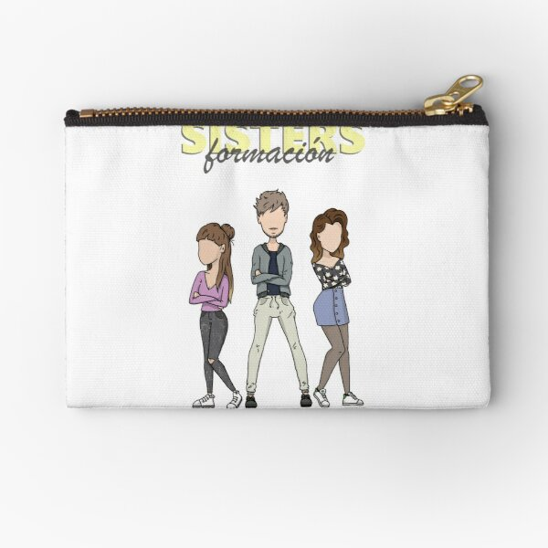 Sisters Training Zipper Pouch