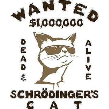 Psychology Schrödinger's Cat by Sandra78