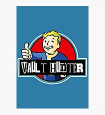 Vault Hunter Photographic Print