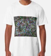 Wavefronts Long T-Shirt