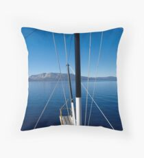 Rigged Throw Pillow
