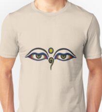 Buddha Eyes T-Shirt T-Shirt