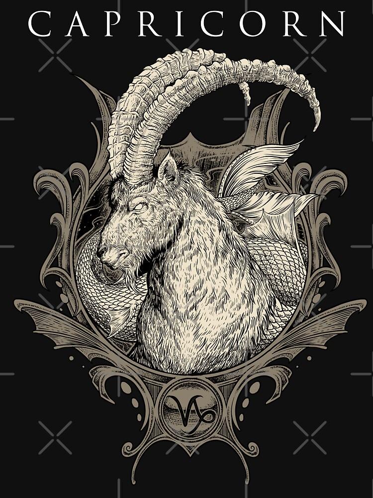 Zodiac Capricorn - Zodiac Capricorn by rahmenlos