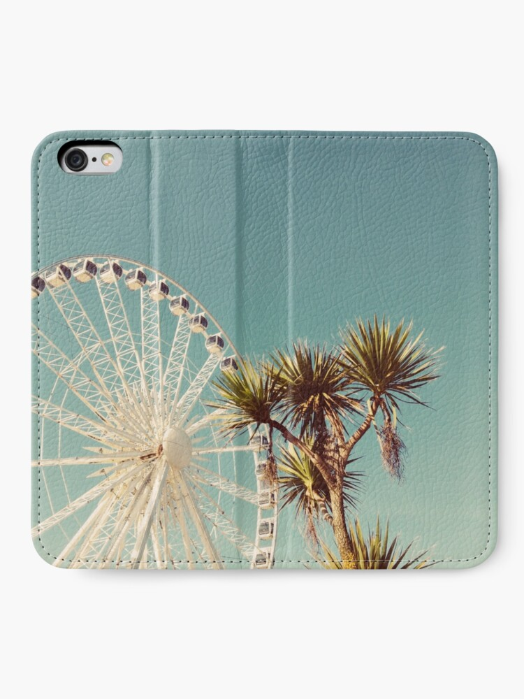 Alternate view of The Height of Summer iPhone Wallet