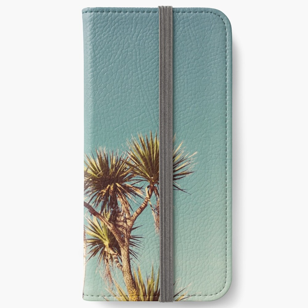 The Height of Summer iPhone Wallet