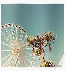 Die Höhe des Sommers Poster