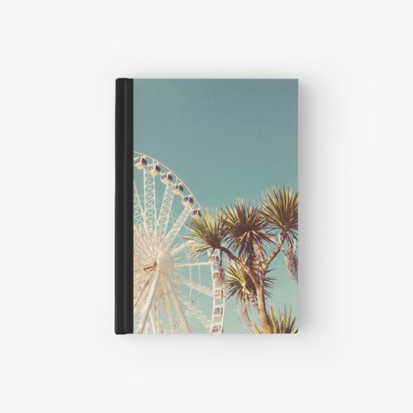 The Height of Summer Hardcover Journal