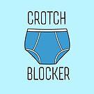 Crotch Blocker [Underwear Design] by ImportAutumn