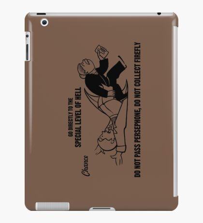 Special Hell iPad Case/Skin