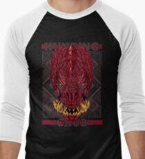Hunting Club: Odogaron Men's Baseball ¾ T-Shirt