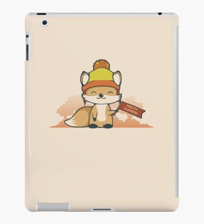 Pretty Cunning iPad Case/Skin