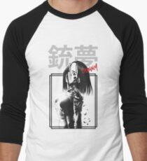 Battle Angel Men's Baseball ¾ T-Shirt