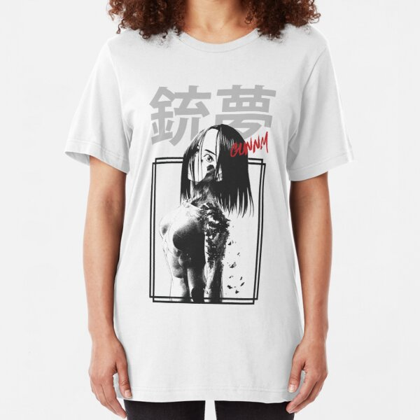 Battle Angel Slim Fit T-Shirt