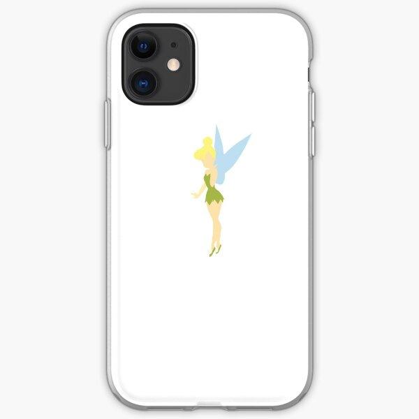 Tinkerbell Minimalist iPhone Soft Case
