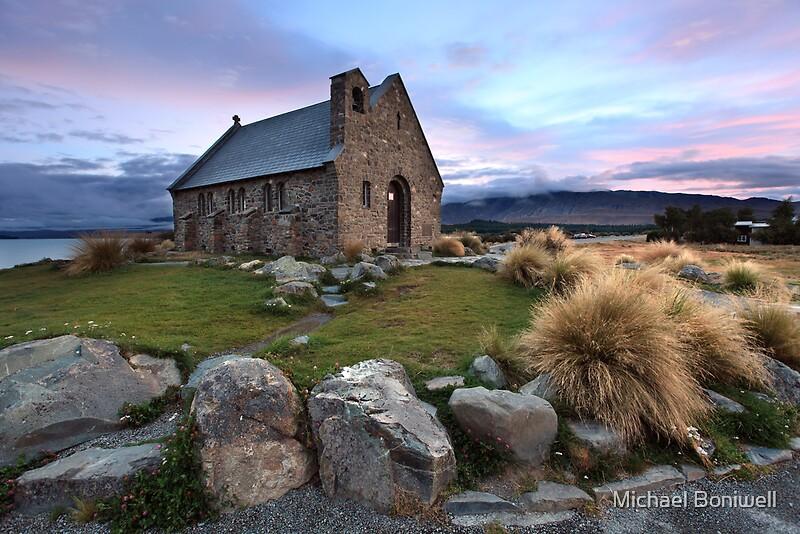 Quot Church Of The Good Shepherd Lake Tekapo New Zealand