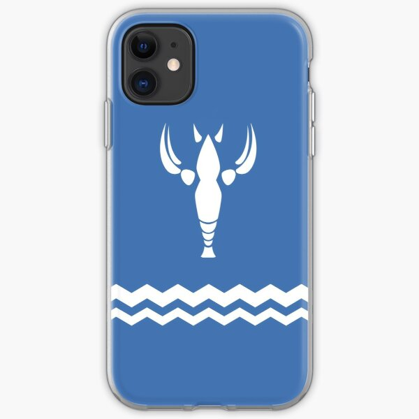 Crayfish Design iPhone Soft Case