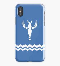 Crayfish Design iPhone Case/Skin