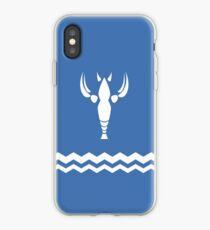 Vinilo o funda para iPhone Diseño de cangrejos de río