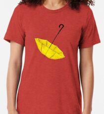 The Yellow Umbrella Tri-blend T-Shirt