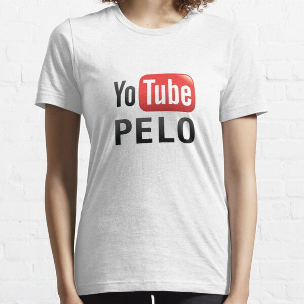 Yo Tube Pelo - Lustiges Latino-Design Essential T-Shirt