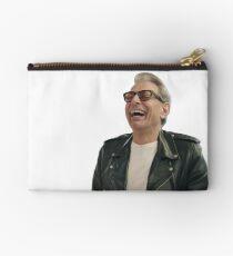 Jeff Goldblum Laughing Studio Pouch