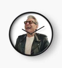 Jeff Goldblum Laughing Clock