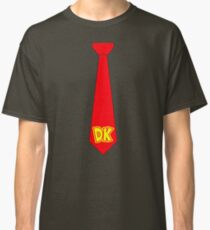 DK Tie - Donkey Kong Tie T-Shirt Classic T-Shirt