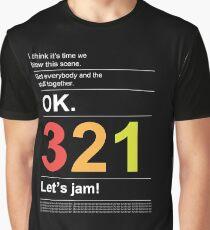 Réservoir! T-shirt graphique
