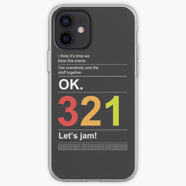 Tank! iPhone Soft Case