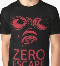 Zero Escape Graphic T-Shirt